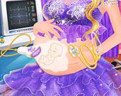 Забота о беременной принцессе