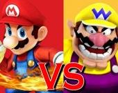 Супер-Марио против Варио