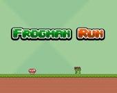 Бег Человека-лягушки