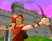 Мастер Лучник: Защита замка 3D