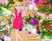 Фестиваль цветов Ледяной королевы