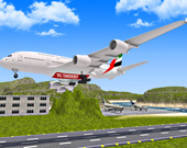 Полёт на самолёте 3D