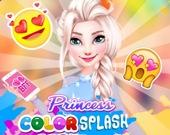 Принцессы: Фестиваль разноцветных брызг