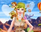 Приключения Элли на сафари