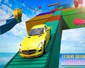 Невероятные автомобильные трюки на трассах 3D