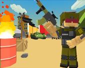 Пиксельный воин