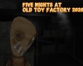 Пять ночей на старой фабрике игрушек 2020