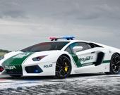 Полицейские Автомобили. Пазл