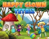 Счастливый клоун - тетрис