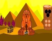 Побег из египетской пещеры