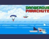 Опасный парашют