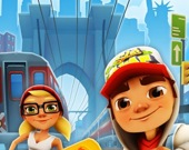 Мировой тур: Серф в туннелях Нью-Йорка