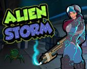 Инопланетный шторм