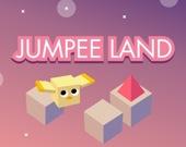 Земля для прыжков