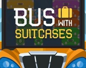 Автобус с чемоданами