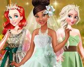 Весенне-зеленая свадьба Тианы