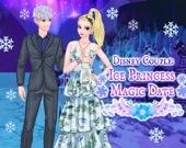Ледяная Пара: Волшебное Свидание Принцессы