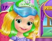 Принцесса: Проблемы Подросткового Возраста