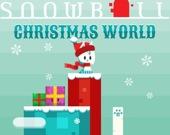 Рождественский мир Снежка