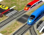 Страсть к железнодорожным переездам
