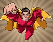 Раскраска: Удивительные супергерои