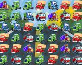 Мультяшные грузовички