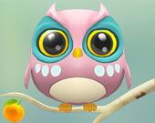 Милая сова: Пазл