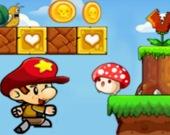 Супер-Марио - Мир Енота