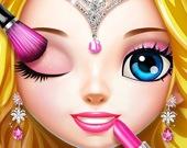 Модный салон для принцессы