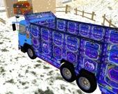 За рулем индийского грузовика