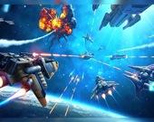 Галактическая атака - Бей пришельцев