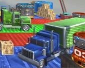 Симулятор экстремальных трюков на грузовике