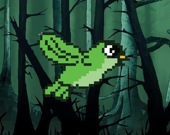 Порхающая птичка-зомби
