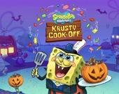 Губка Боб - Пазл на Хэллоуин