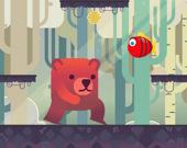Приключения медведя