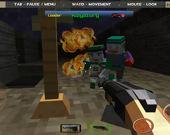 Зомби 3D: Выживание на арене