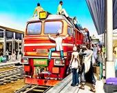 Современный Симулятор Поезда: Городские Поезда