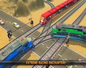 Пассажирский горный поезд: Симулятор