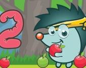 Добудь яблоко 2