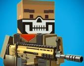 Сумасшедшая пиксельная война