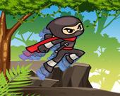 Приключения ниндзя в джунглях