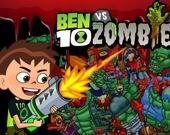 Бен-10 против зомби