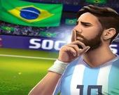 Чемпионат мира по футболу 2021: свободный удар