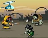 Безумный охотник на зомби