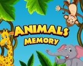 Мемори с животными