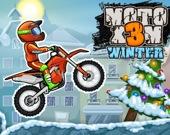 Moto X3M 4: Зима