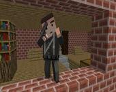 Ударная битва: Пиксель мультиплеер