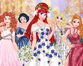 Идеальная свадьба принцессы
