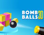 Круглые бомбы 3D