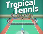 Теннис в тропиках